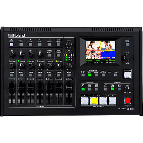 Roland Roland VR-4HD HD AV Mixer