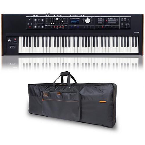 Roland Roland VR-730 and 76-Key Keyboard Bag