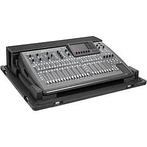 skb rolling mixer x32 case with doghouse guitar center. Black Bedroom Furniture Sets. Home Design Ideas