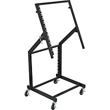 Musician's Gear Rolling Rack Stand