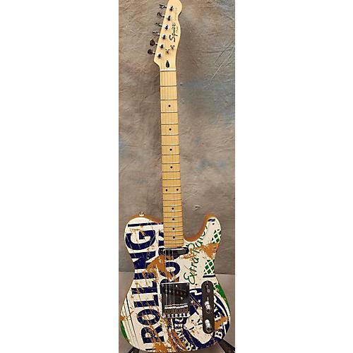 used squier rolling rock telecaster electric guitar guitar center. Black Bedroom Furniture Sets. Home Design Ideas