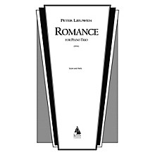 Lauren Keiser Music Publishing Romance (Piano, Violin, Cello) LKM Music Series Composed by Peter Lieuwen