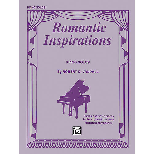 Alfred Romantic Inspirations
