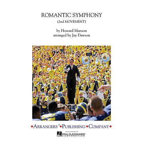 Arrangers Romantic Symphony Marching Band Arranged by Jay Dawson