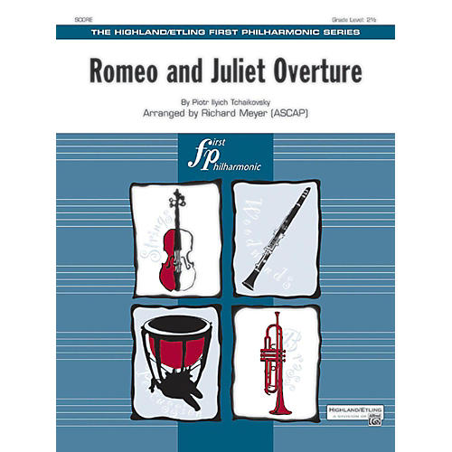 Alfred Romeo and Juliet Overture 2.5