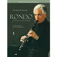 Music Minus One Rondo for Clarinet or Bass Clarinet Music Minus One Series Performed by Ron Odrich