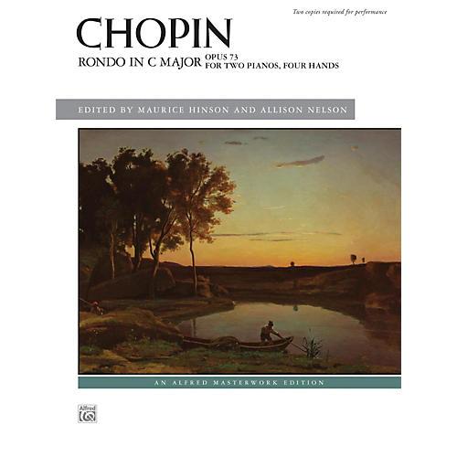 Alfred Rondo in C Major, Op. 73 Advanced