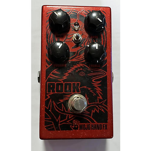 Mojo Hand FX Rook Overdrive Effect Pedal