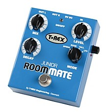 T-Rex Engineering Room-Mate Junior Reverb Guitar Effects Pedal Level 1