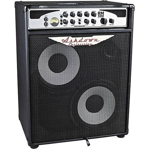 Ashdown Rootmaster EVO C210T 500 500W 2x10 Bass Combo Amp