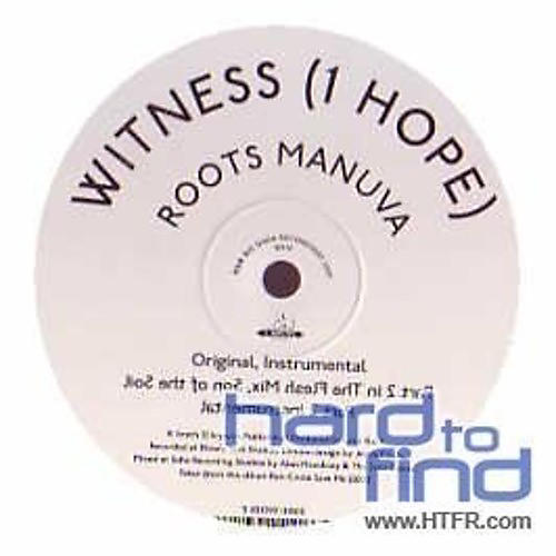 Alliance Roots Manuva - Witness the Fitness