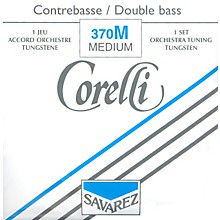 Corelli Rope Core Bass Strings
