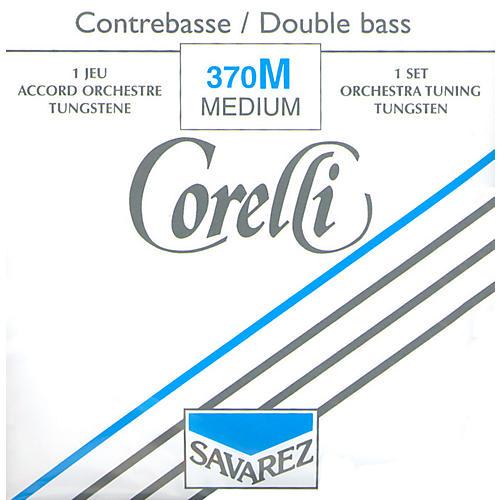 Corelli Rope Core Bass Strings