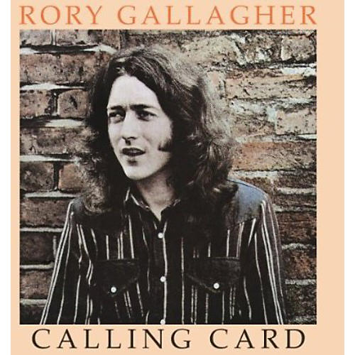 Alliance Rory Gallagher - Calling Card