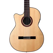 Kremona Rosa Luna Left-Handed Flamenco Blanca Guitar Level 1 Natural