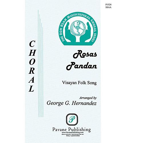 Pavane Rosas Pandan SSAA A Cappella arranged by George Hernandez