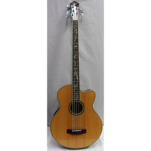 Michael Kelly Rose-Df5-nA Acoustic Bass Guitar