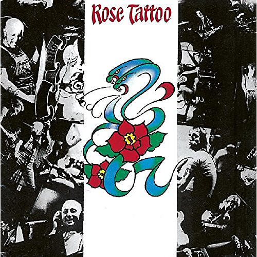 Alliance Rose Tattoo - Rose Tattoo