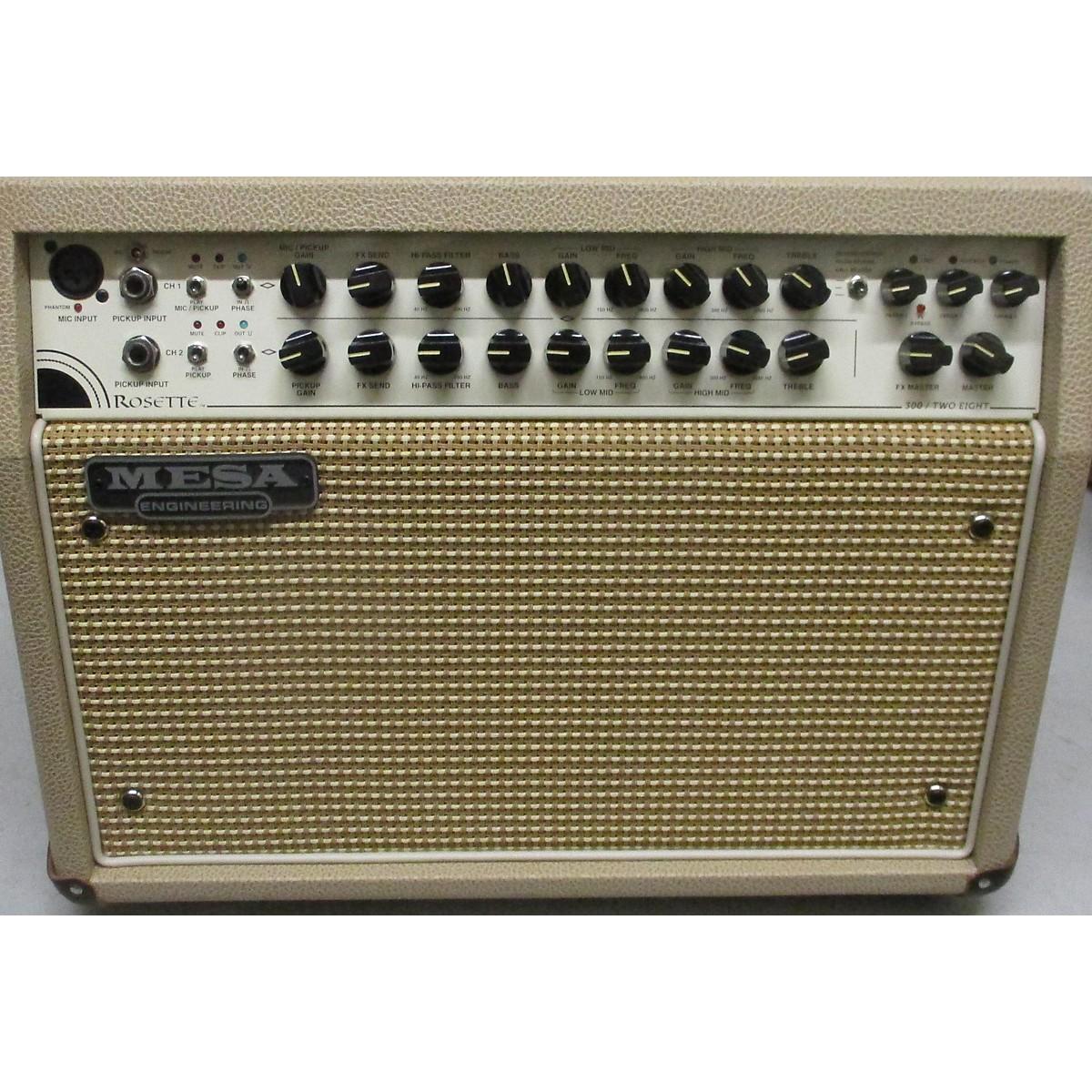 Mesa Boogie Rosette 300 Acoustic Guitar Combo Amp