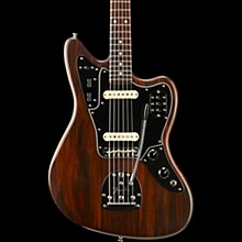 Fender Custom Shop Rosewood Jaguar Masterbuilt by Greg Fessler Natural