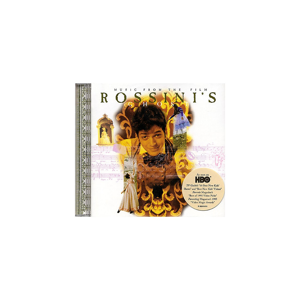 Devine Entertainment Rossini's Ghost CD Composed by Gioachino Rossini