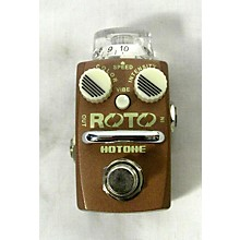 Hotone Effects Roto Effect Pedal