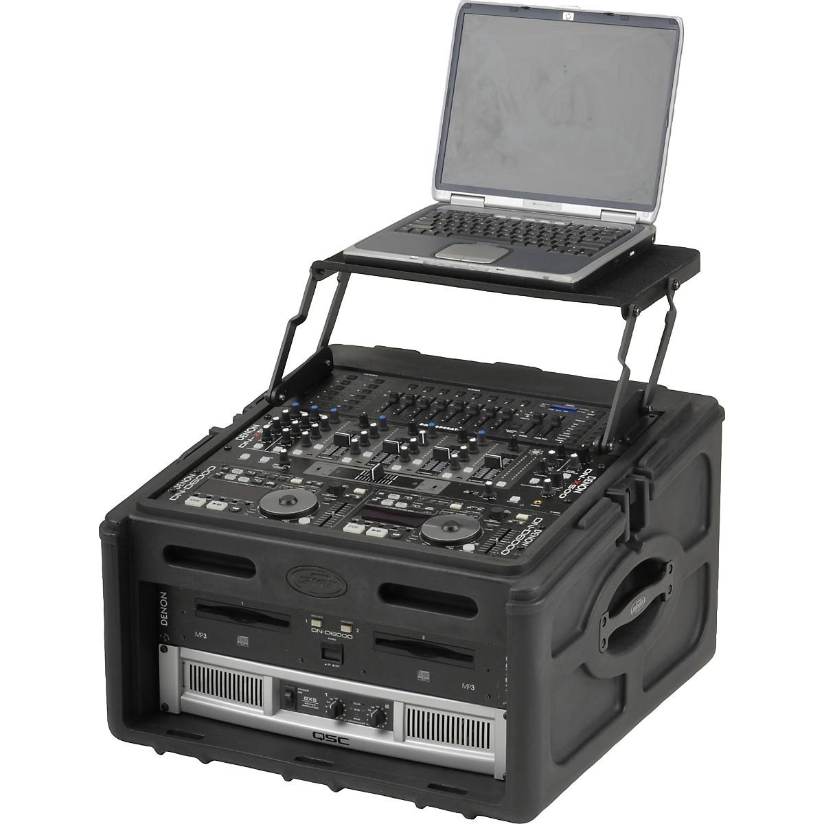 SKB Roto Rack Console - Audio and DJ Rack Case
