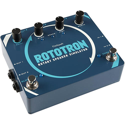 Pigtronix Rototron Analog Rotary Speaker Simulator