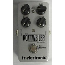 TC Electronic Rottweiller Distortion Effect Pedal