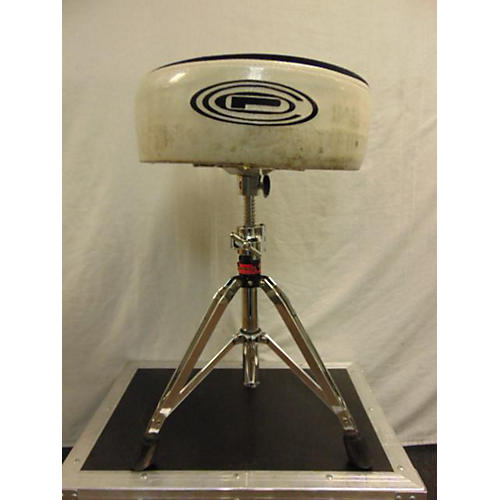 Orange County Drum & Percussion Round Cloth Top Drum Throne