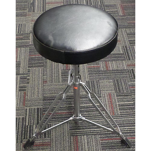 In Store Used Round Top Drum Throne