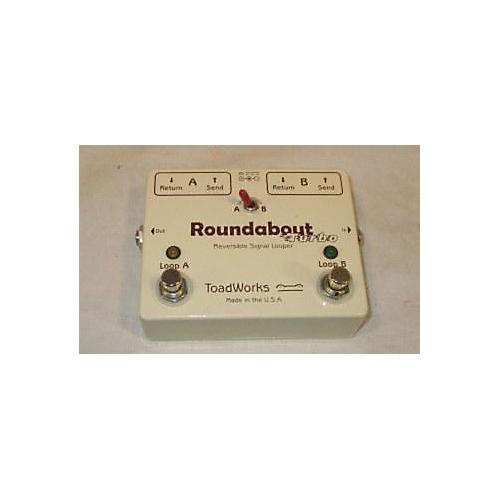 Toadworks Roundabout Pedal