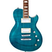 Roundhouse Electric Guitar Turquoise