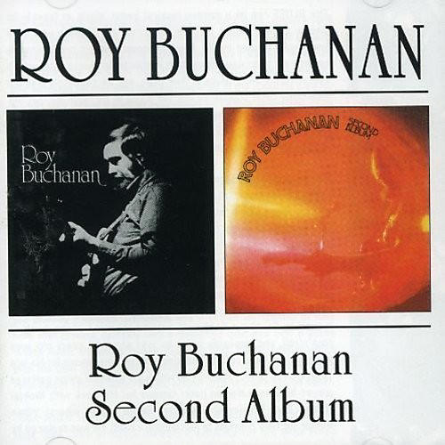 Alliance Roy Buchanan - Second Album