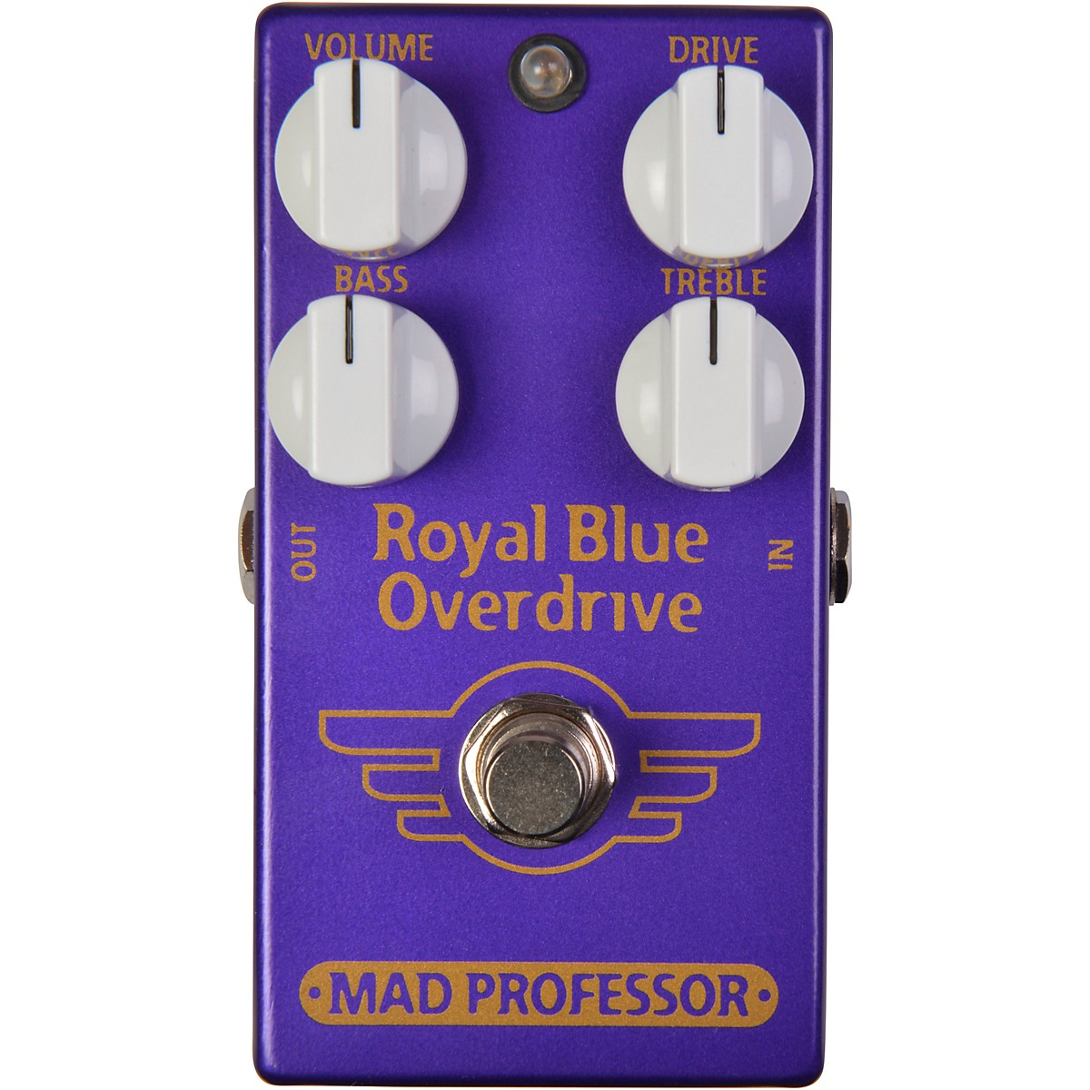 Mad Professor Royal Blue Overdrive Effects Pedal
