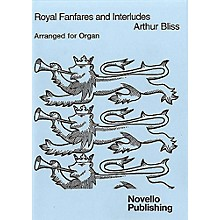Novello Royal Fanfares and Interludes for Organ Music Sales America Series