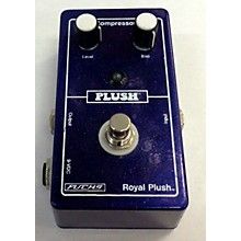 Plush Royal Plush Compressor Effect Pedal