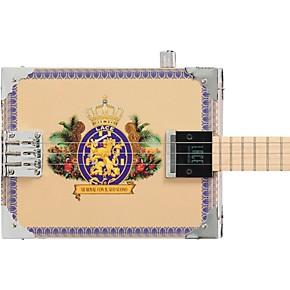 lace royalty acoustic electric cigar box guitar guitar center. Black Bedroom Furniture Sets. Home Design Ideas