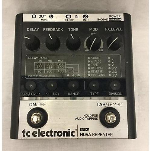 TC Electronic Rpt1 Effect Pedal