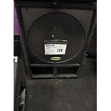 Samson Rs15s Unpowered Subwoofer