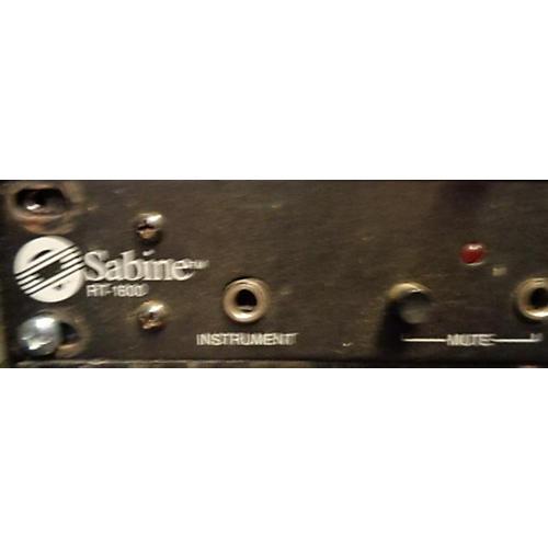 Sabine Rt-1600 Exciter