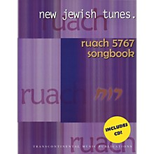Transcontinental Music Ruach 5767: New Jewish Tunes Transcontinental Music Folios Series Softcover with CD