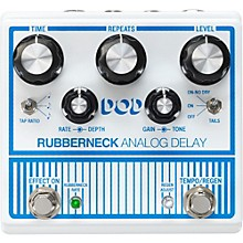 DOD Rubberneck Analog Delay Pedal with Tap Tempo Level 1