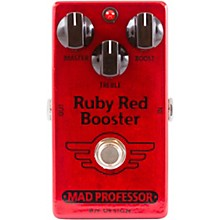 Mad Professor Ruby Red Booster Effects Pedal