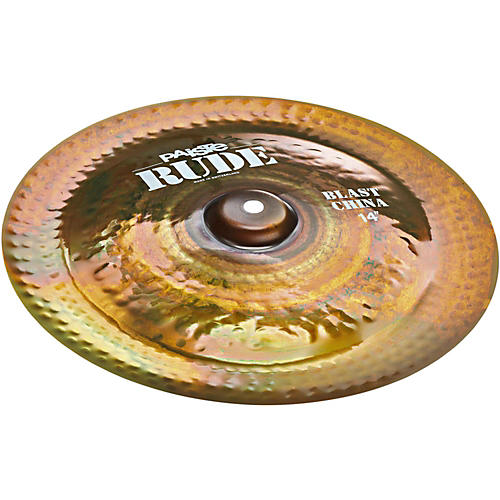 Paiste Rude Blast China Cymbal