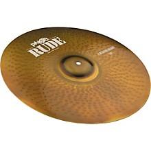 Rude Crash Ride Cymbal 17 in.