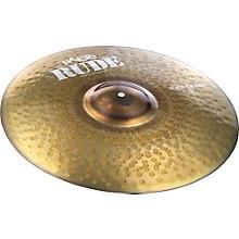Rude Wild Crash Cymbal 19 in.