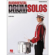 Hal Leonard Rudimental Drum Solos for The Marching Snare Drummer