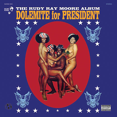 Alliance Rudy Ray Moore - Dolemite For President