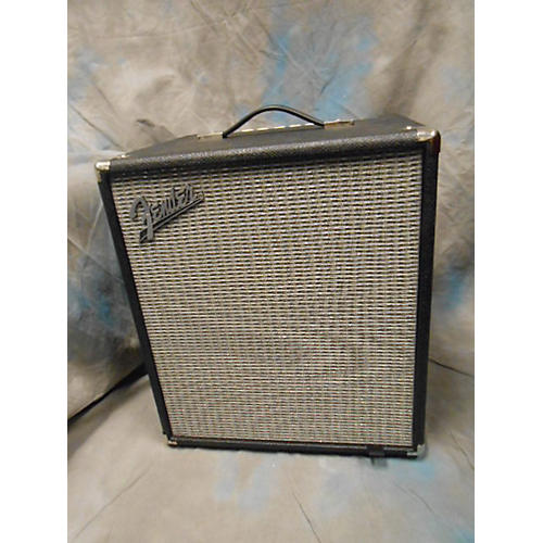 Fender Rumble 100 1X15 100W Black Bass Combo Amp